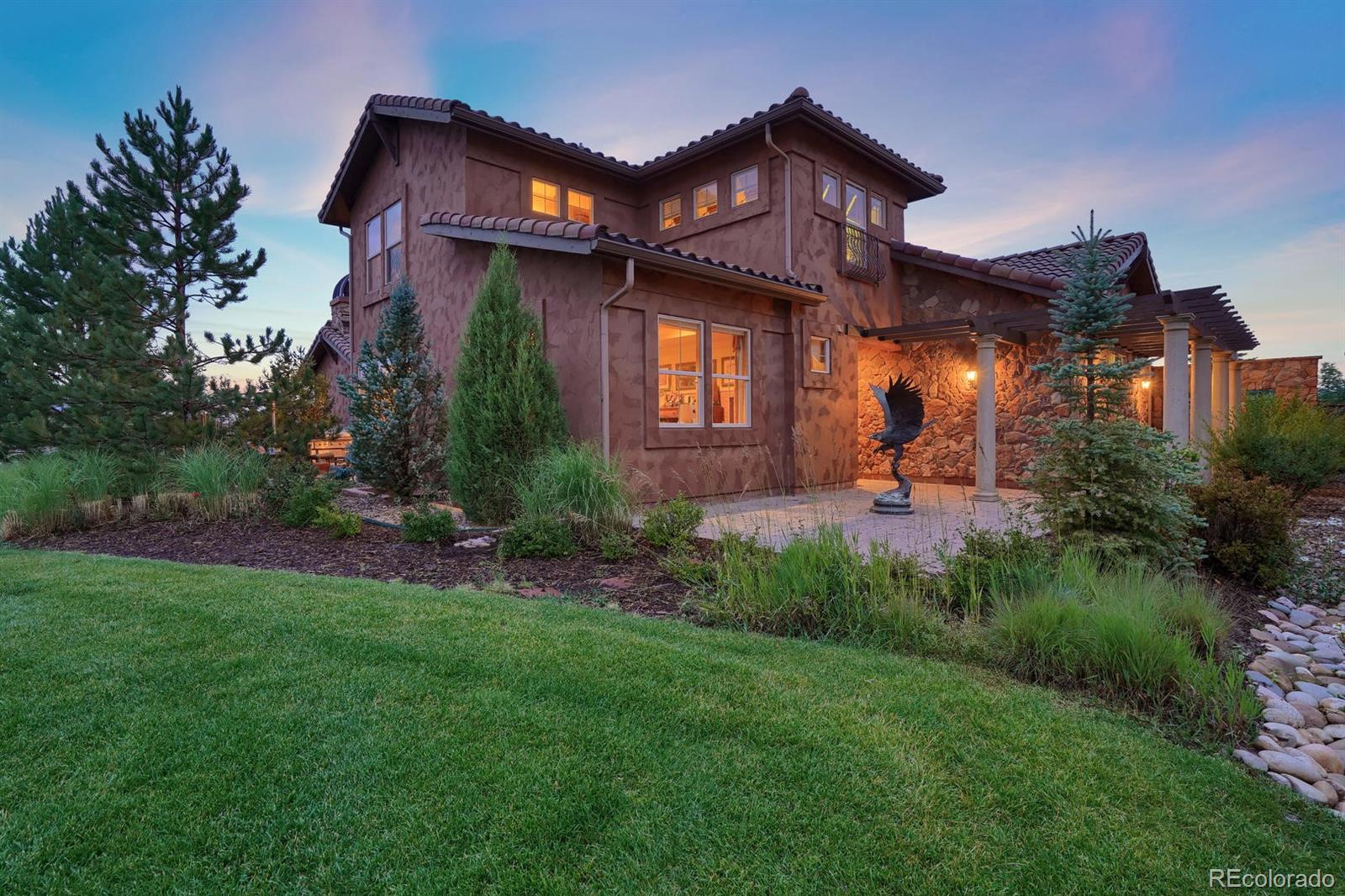 2275 Rocking Horse Court Property Photo - Colorado Springs, CO real estate listing
