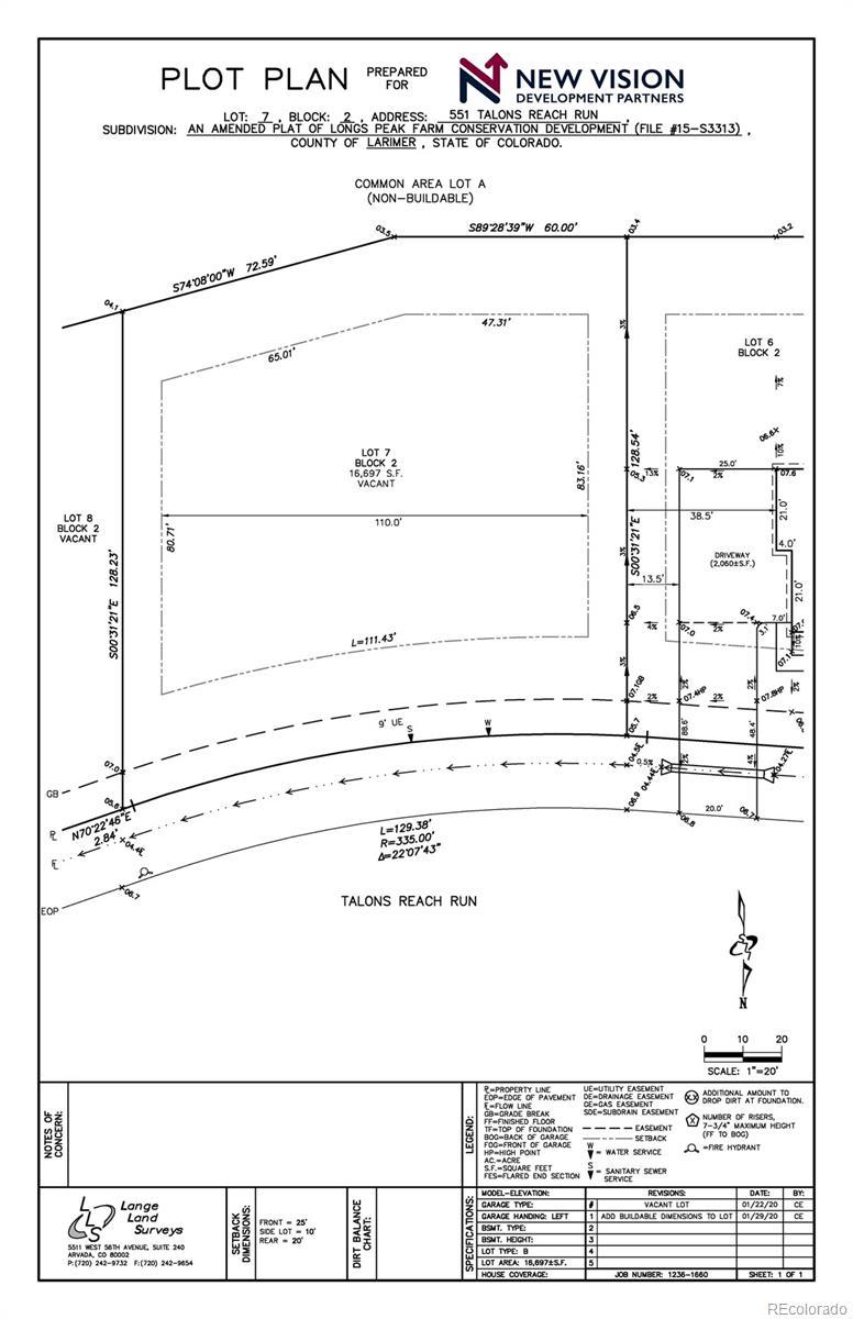 551 Talons Reach Run Property Photo - Berthoud, CO real estate listing