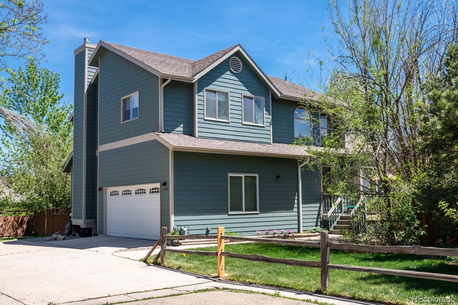 1834 Iris Avenue Property Photo - Boulder, CO real estate listing