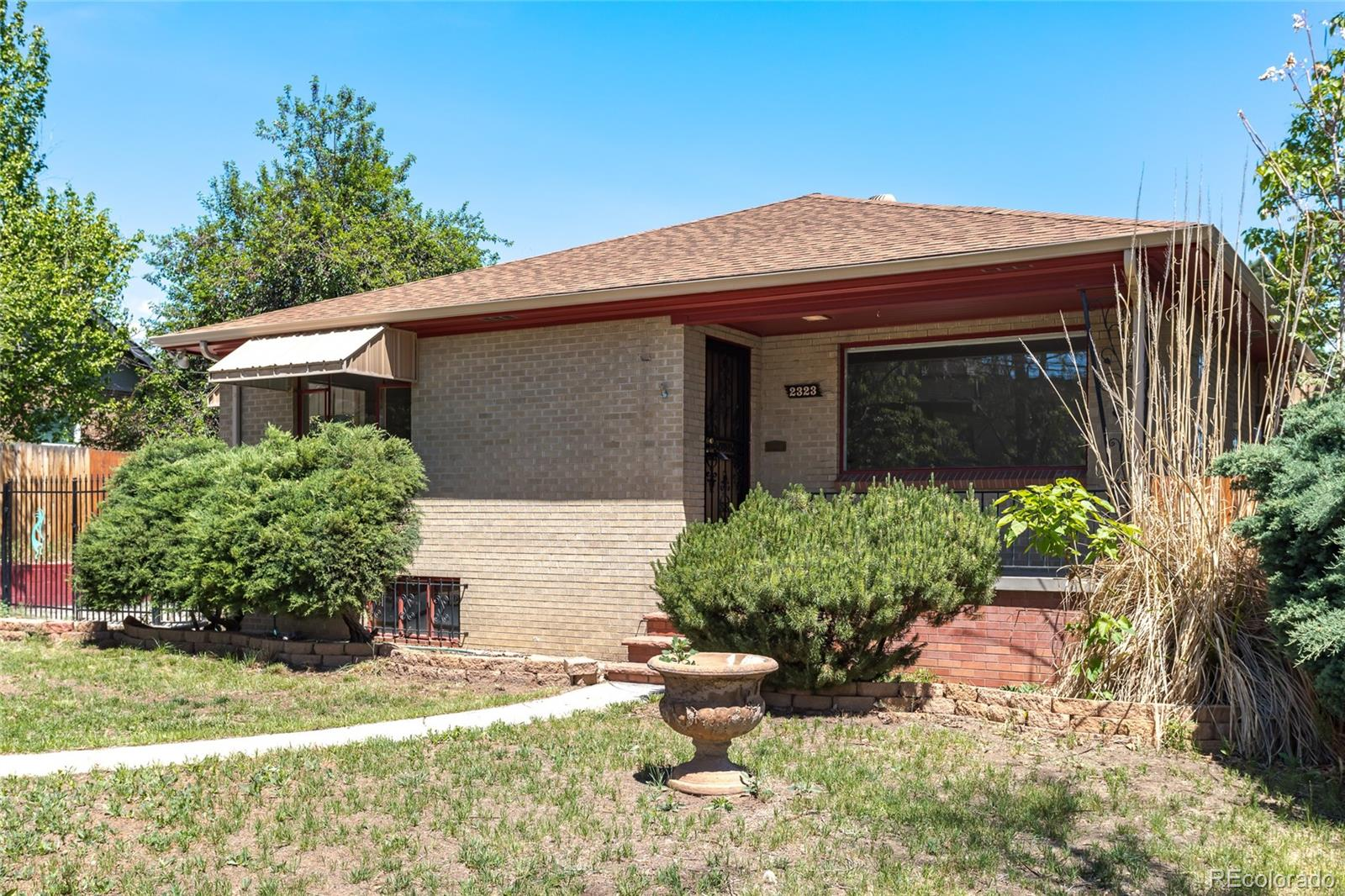 2323 W 45th Avenue Property Photo - Denver, CO real estate listing