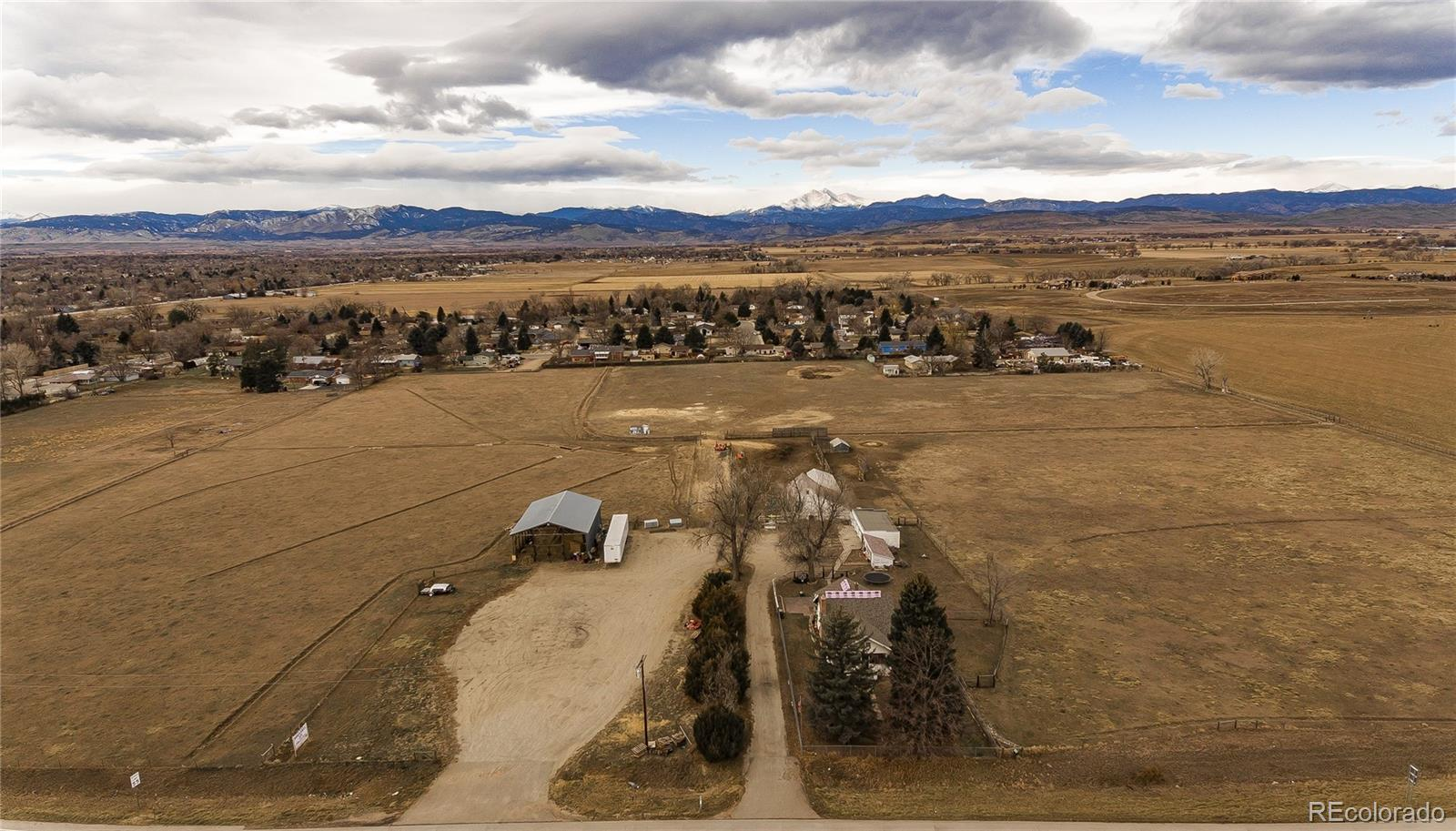 12927 N 107th Street Property Photo - Longmont, CO real estate listing