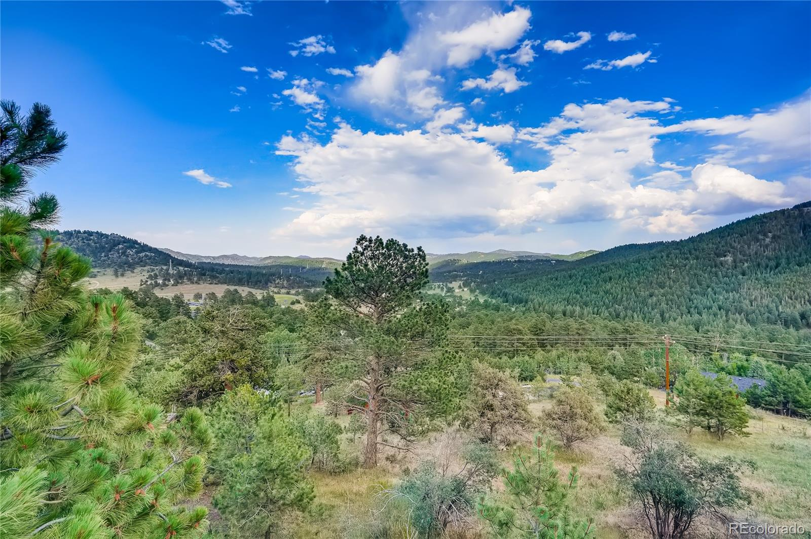 578 Meadow View Drive Property Photo - Evergreen, CO real estate listing