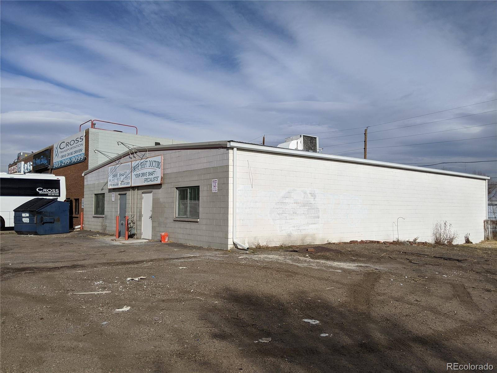5350 Broadway Property Photo - Denver, CO real estate listing