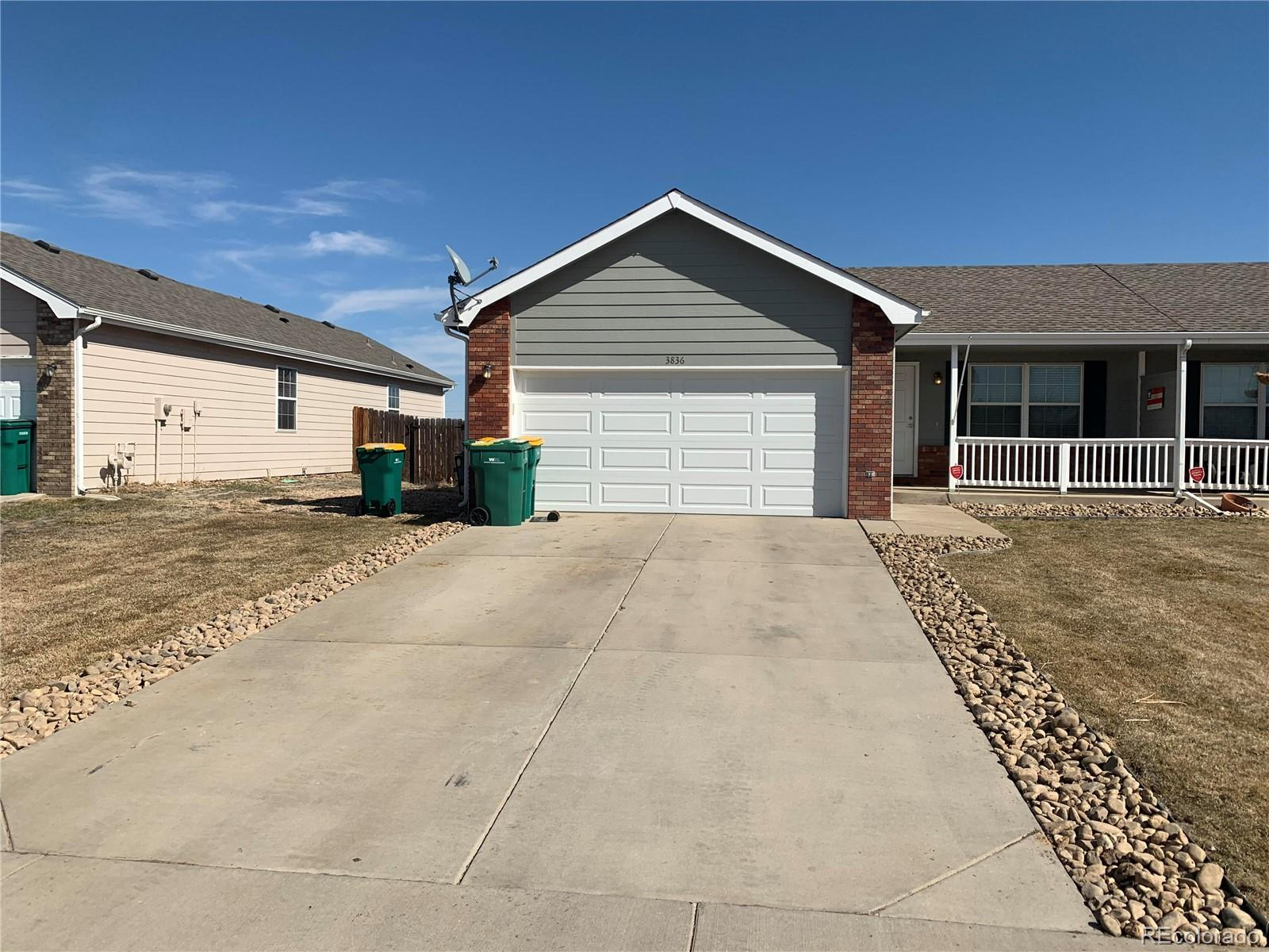 3836 24th Avenue Property Photo - Evans, CO real estate listing