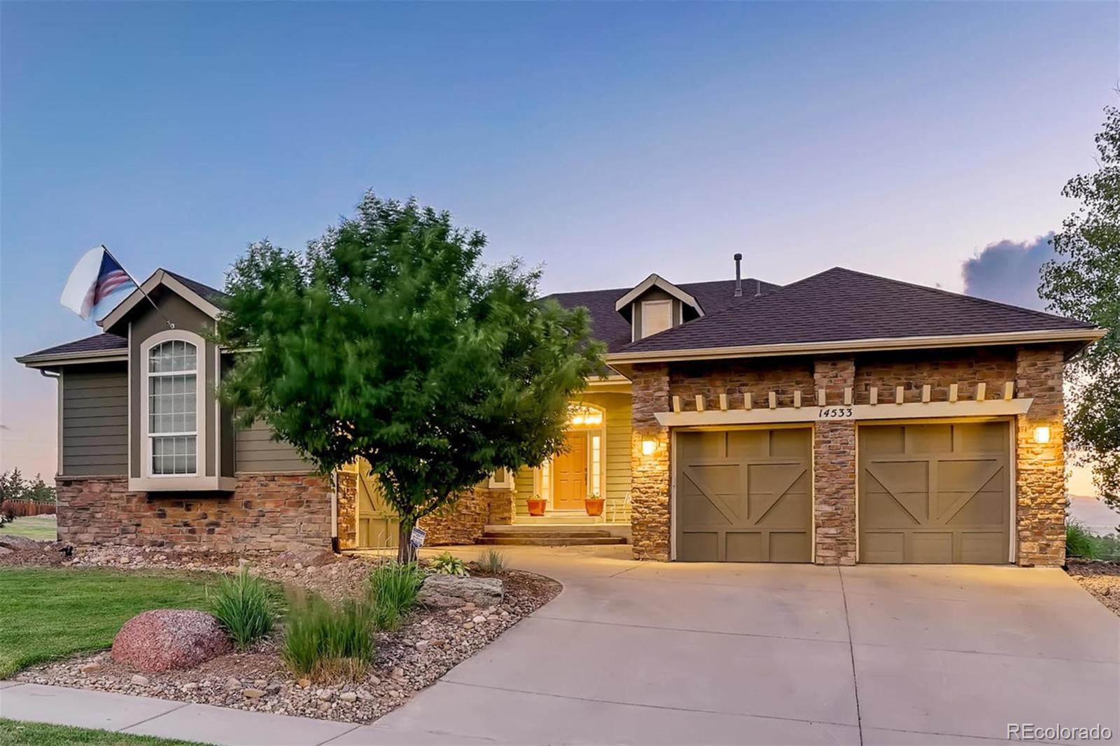 14533 Stargazer Drive Property Photo - Broomfield, CO real estate listing