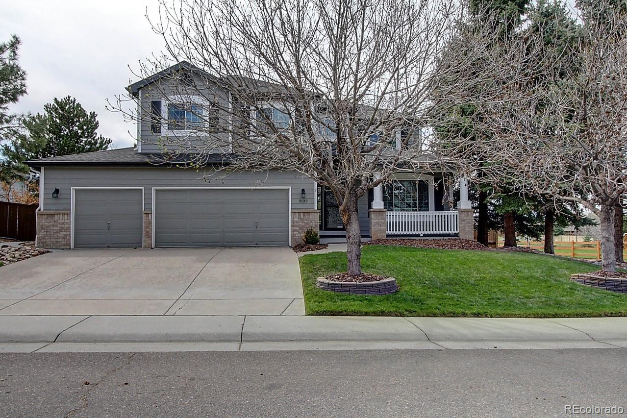 9133 Lark Sparrow Place Property Photo - Highlands Ranch, CO real estate listing