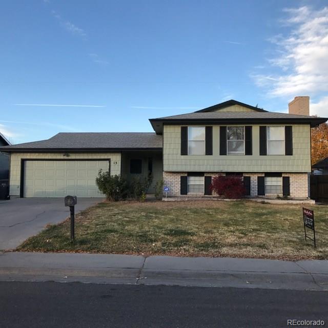 13 Sovereign Circle Property Photo - Pueblo, CO real estate listing