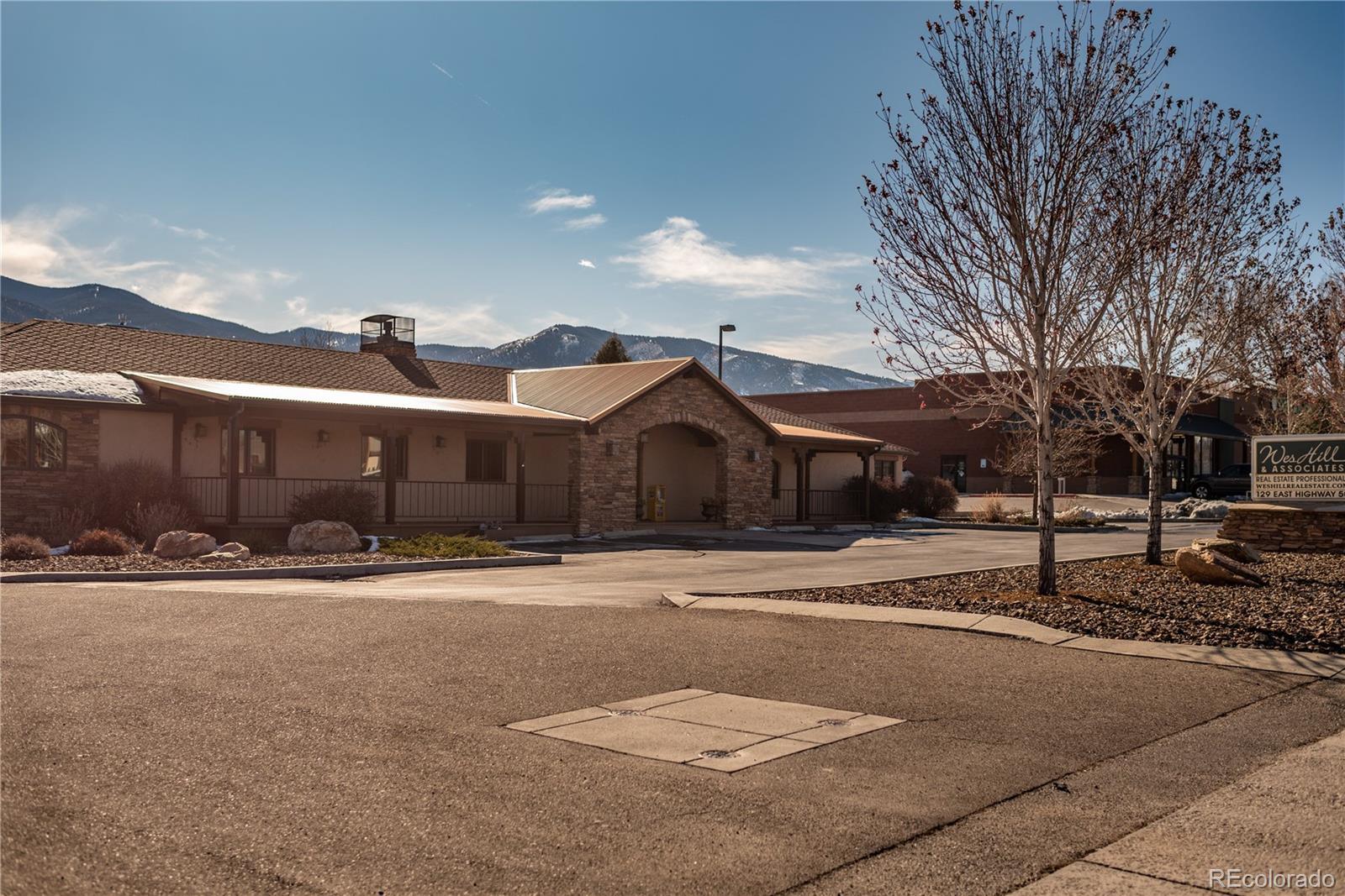 129 E Highway 50 Property Photo - Salida, CO real estate listing