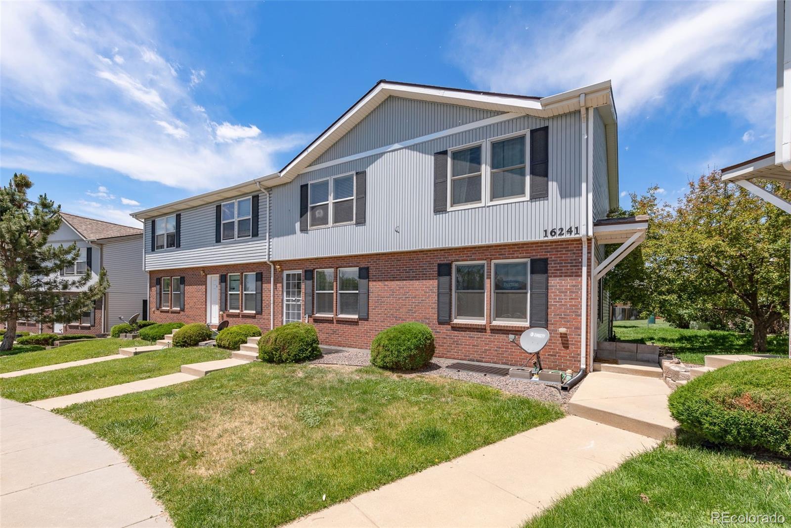 16241 E 17th Place #C Property Photo - Aurora, CO real estate listing