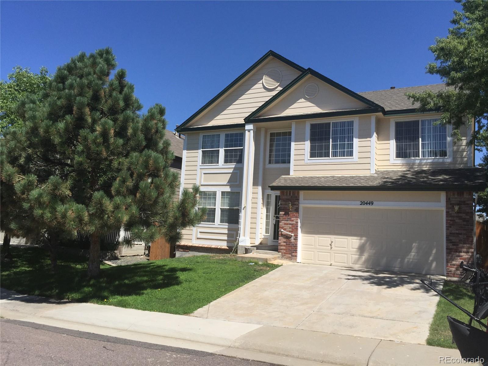 20449 E Mansfield Avenue Property Photo - Aurora, CO real estate listing