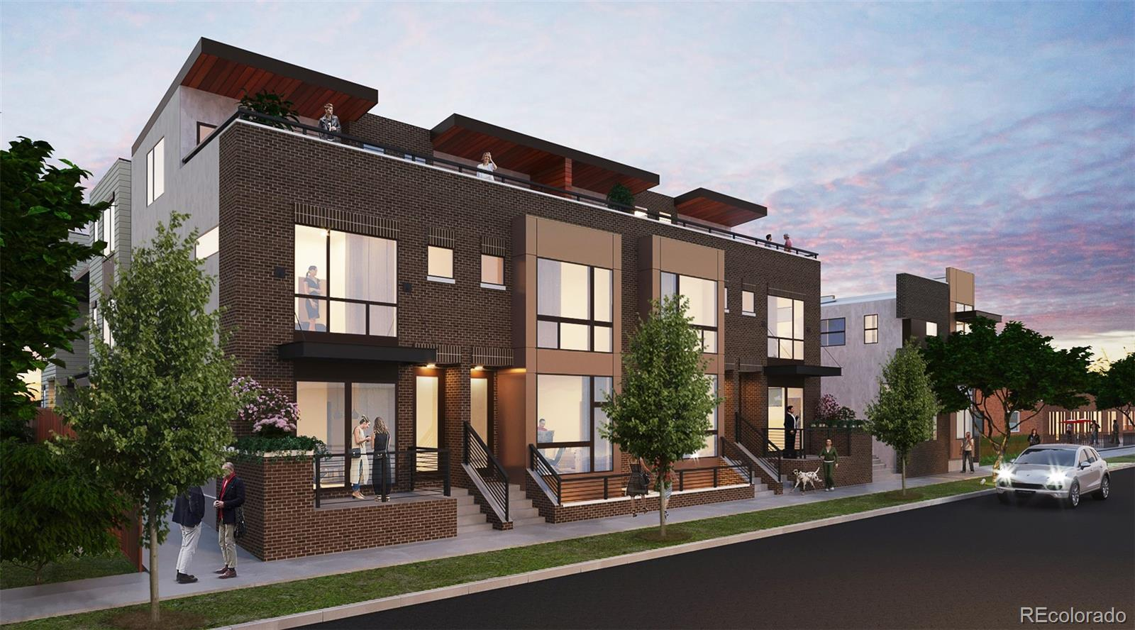 4438 Tennyson Street #3 Property Photo - Denver, CO real estate listing