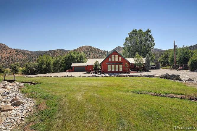 402 County Road 40 Property Photo - Coaldale, CO real estate listing