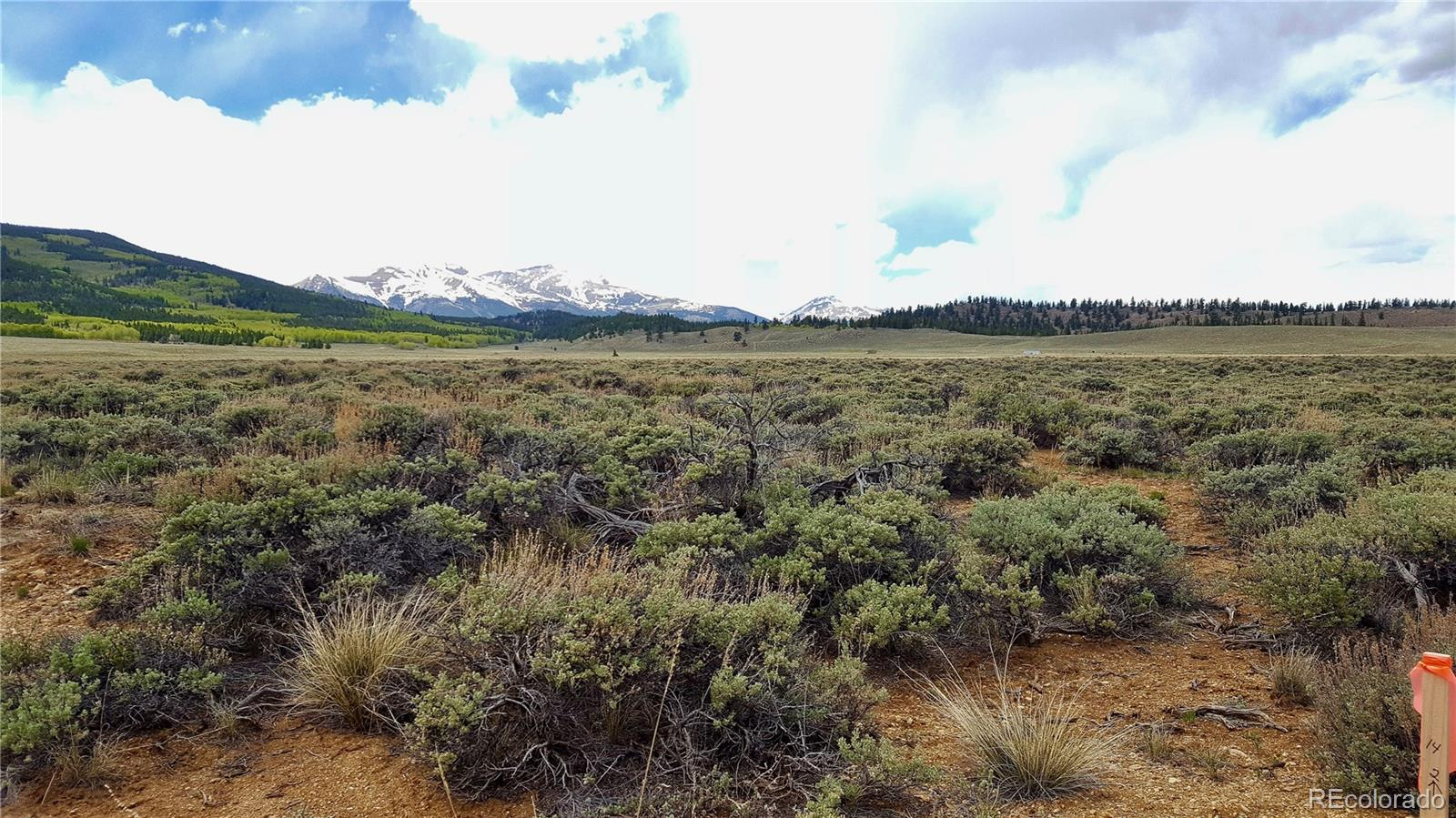Prcl 14 Trct 3 Property Photo - Twin Lakes, CO real estate listing