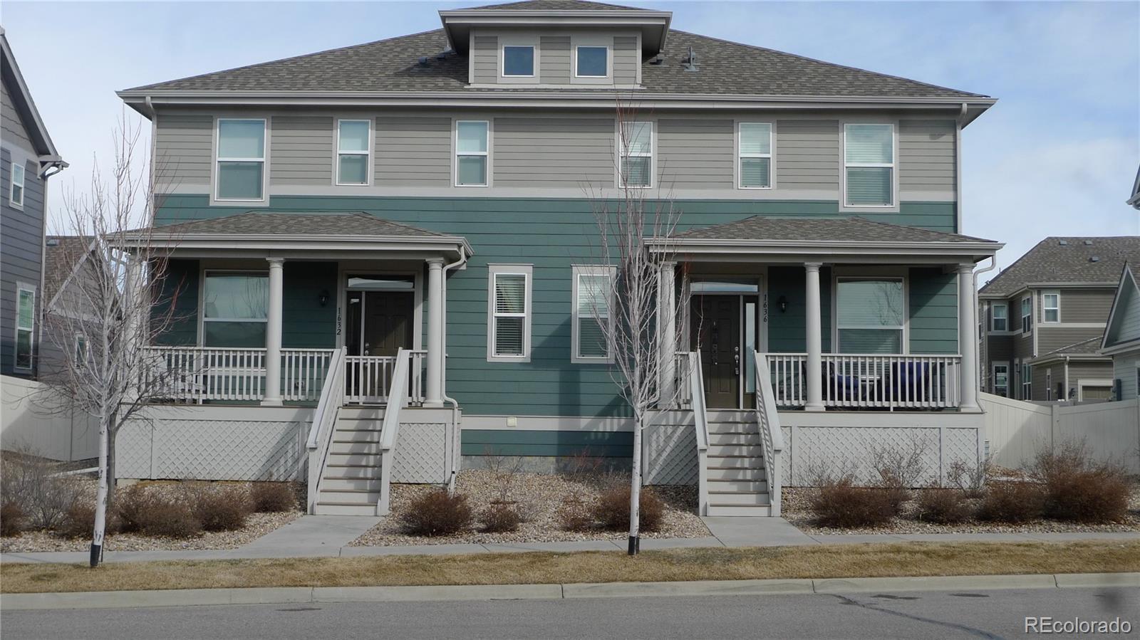 1636 Saratoga Drive Property Photo - Lafayette, CO real estate listing