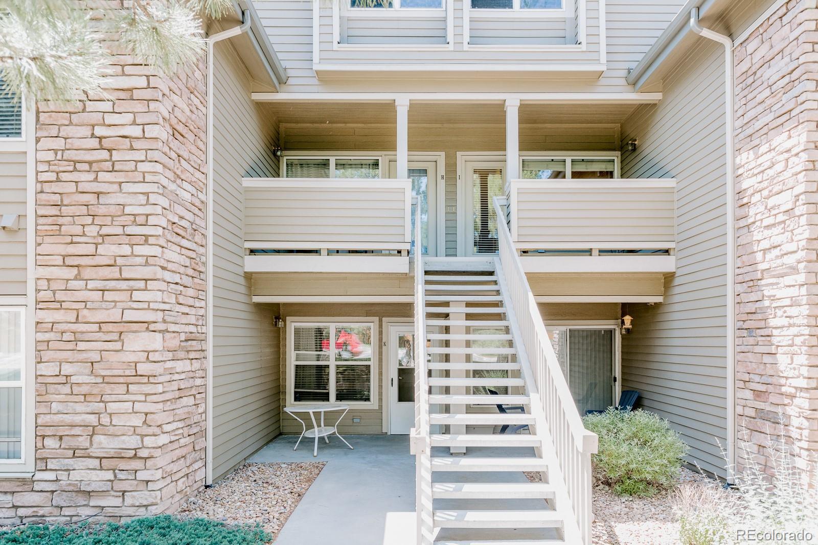 3258 S Zeno Court #I Property Photo - Aurora, CO real estate listing