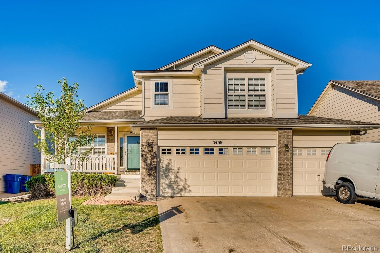 5438 S Versailles Way Property Photo - Aurora, CO real estate listing