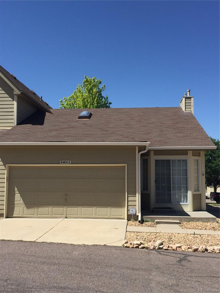 10400 W Fair Avenue #E Property Photo - Littleton, CO real estate listing