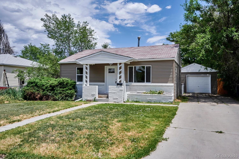1740 Clinton Street Property Photo - Aurora, CO real estate listing