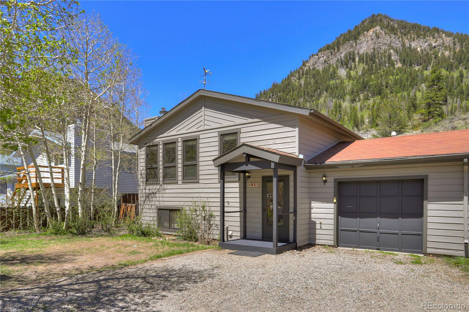 140 Forest Drive Property Photo - Frisco, CO real estate listing