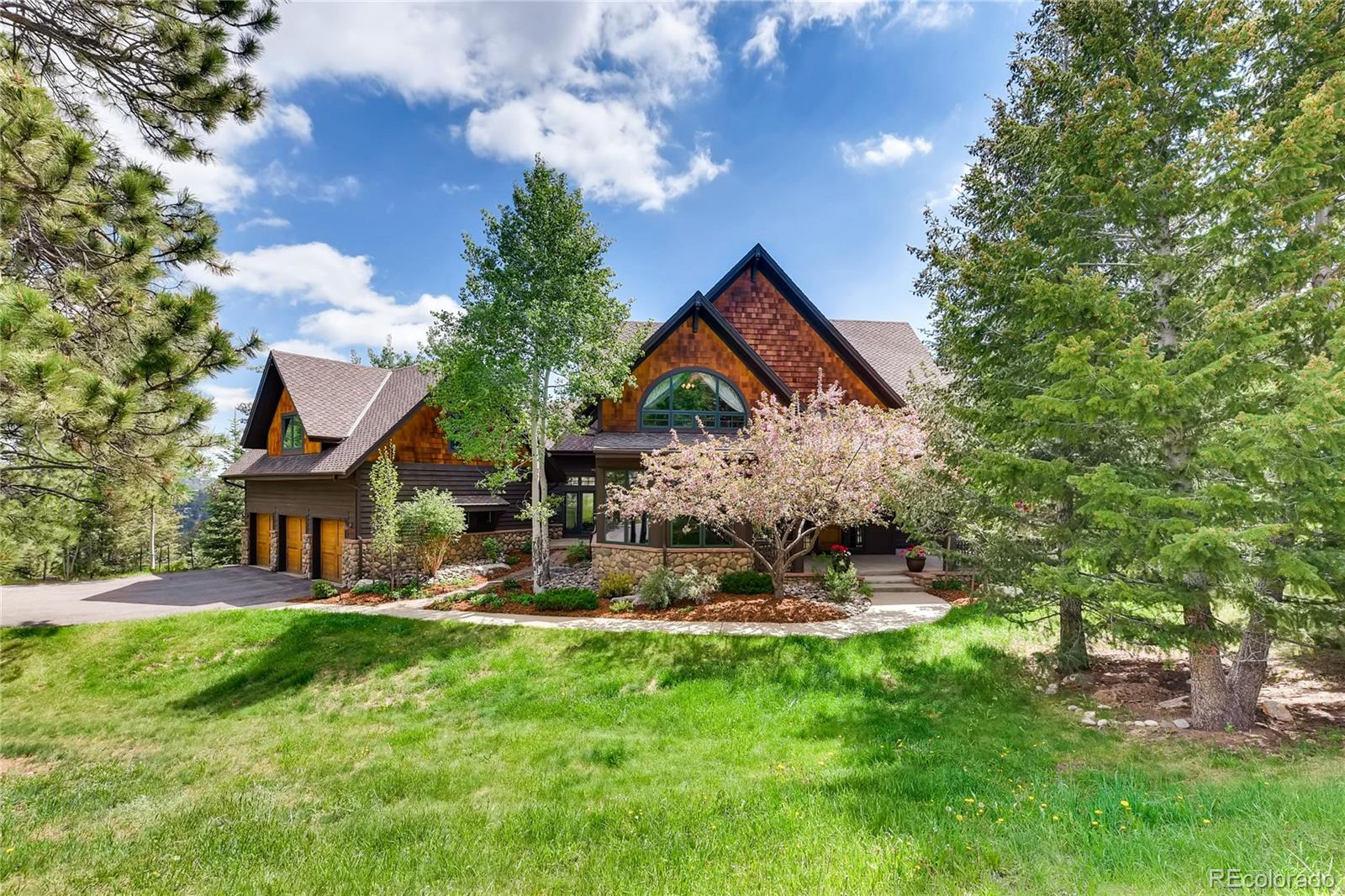 31525 Golden Meadow Drive Property Photo - Evergreen, CO real estate listing
