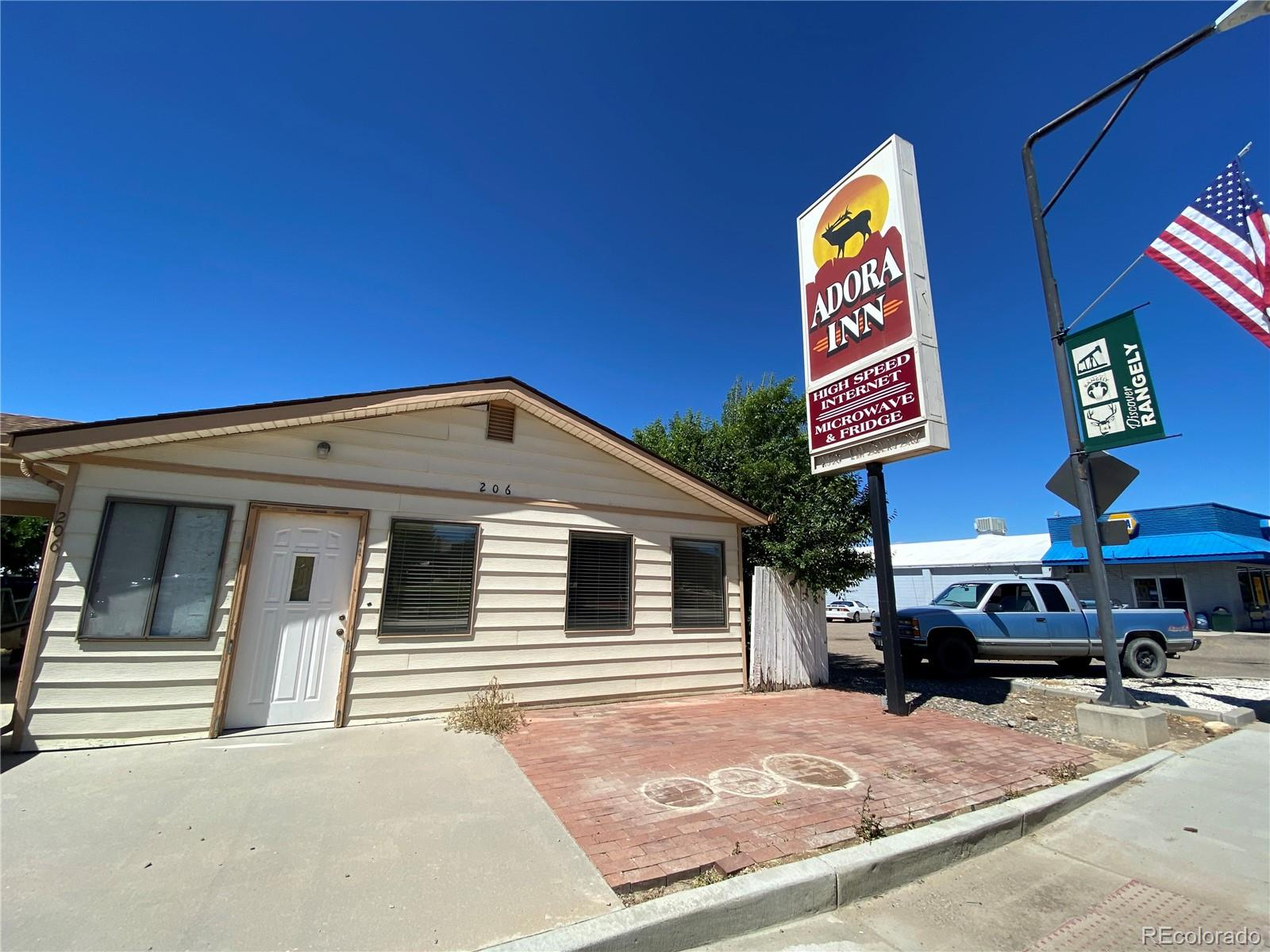 206 E Main Street Property Photo - Rangely, CO real estate listing