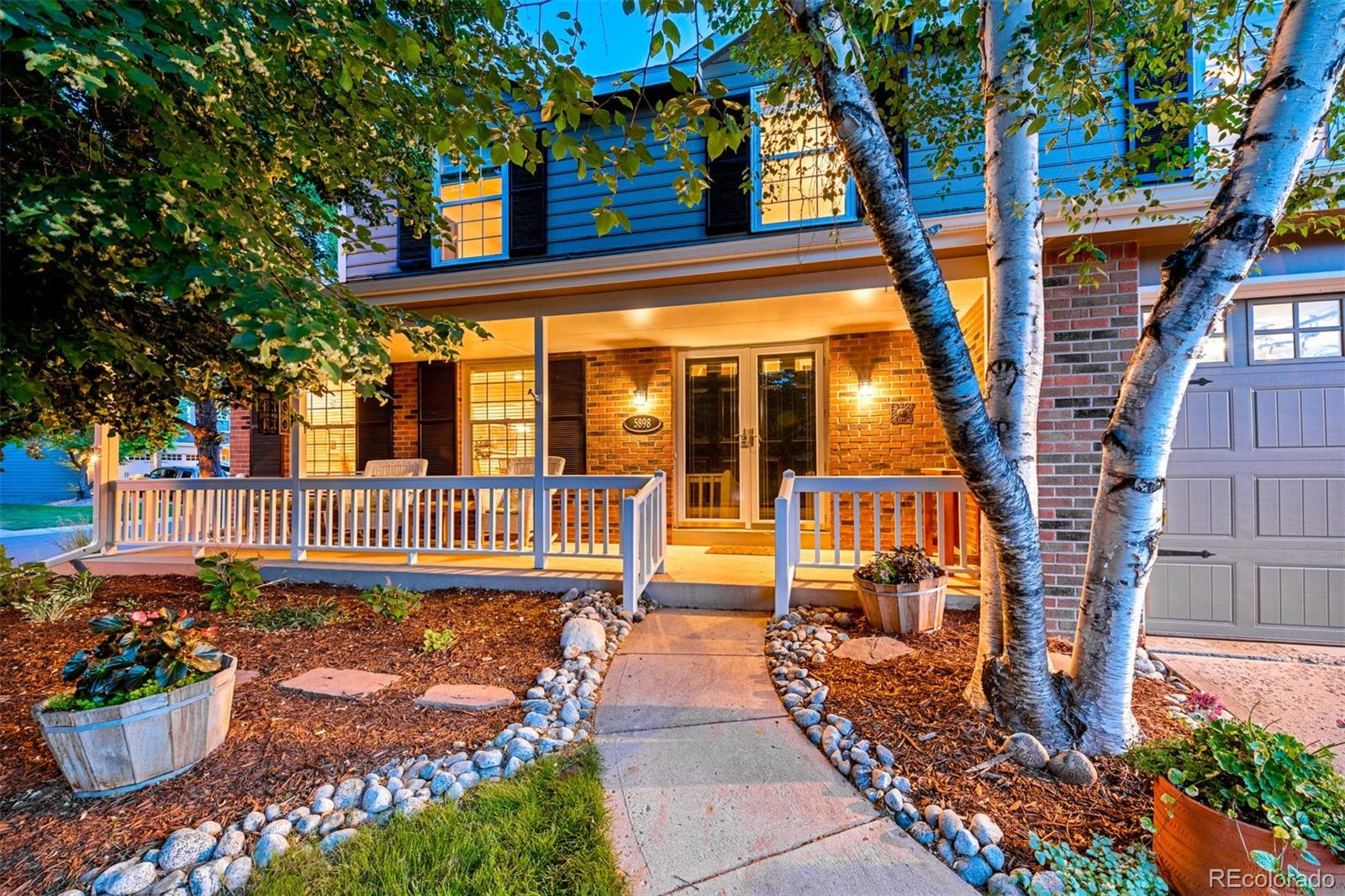 5898 E Long Place Property Photo - Centennial, CO real estate listing