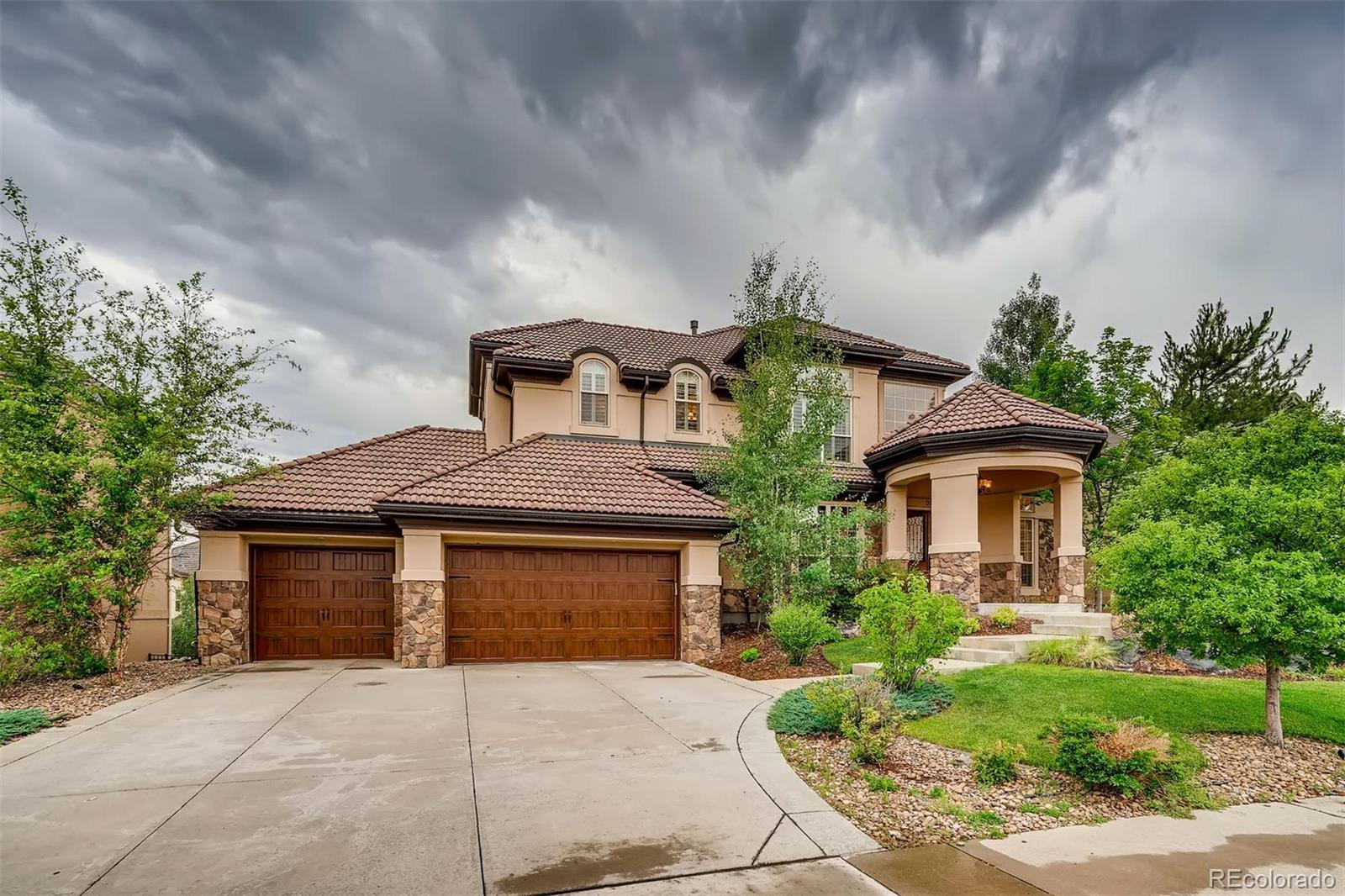 9561 S Shadow Hill Circle Property Photo - Lone Tree, CO real estate listing