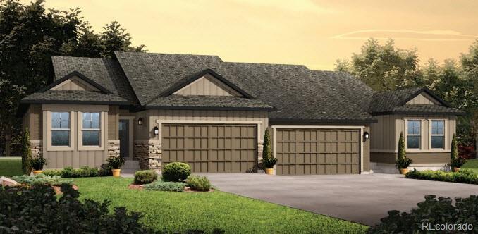 11832 Sandcastle Court Property Photo - Parker, CO real estate listing