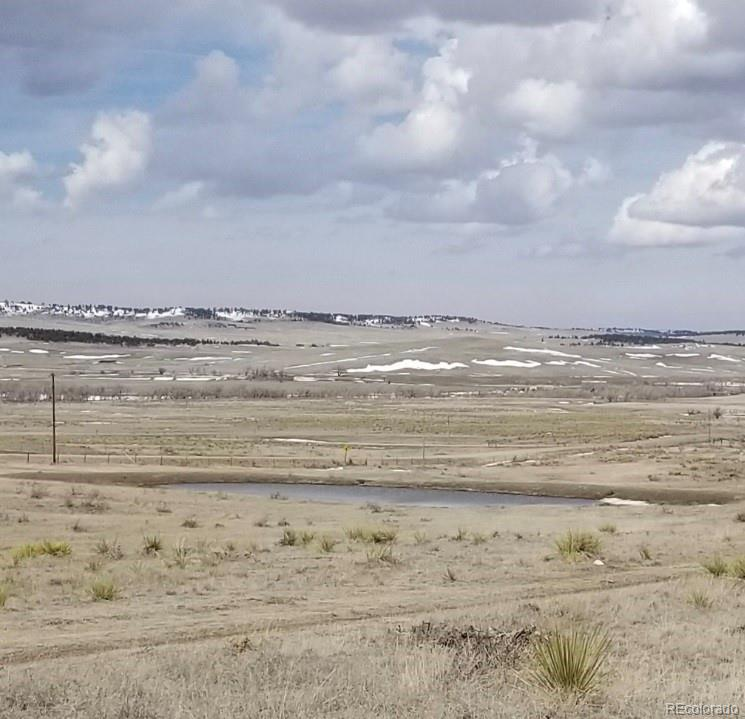 0 County Road 77 Property Photo - Calhan, CO real estate listing