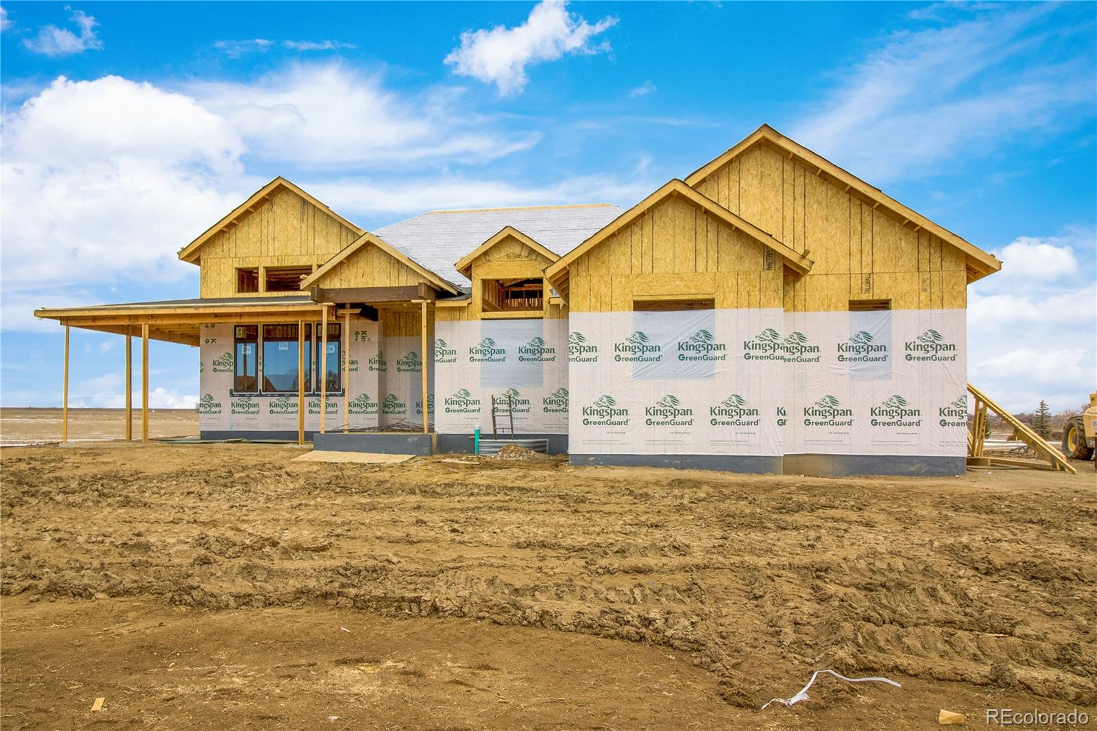 1050 Berthoud Peak Drive Property Photo - Berthoud, CO real estate listing