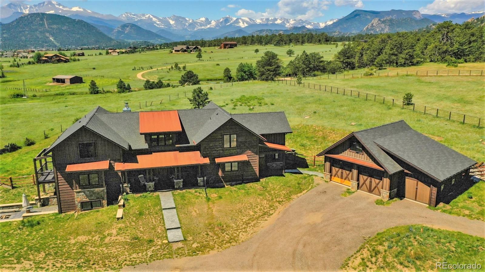 2120 Ridge Road, Estes Park, CO 80517 - Estes Park, CO real estate listing