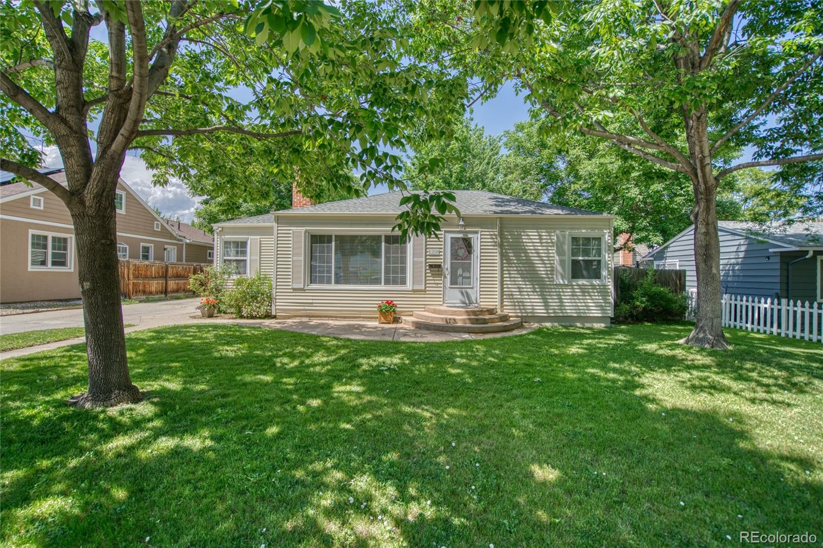 1208 Carolina Avenue Property Photo - Longmont, CO real estate listing