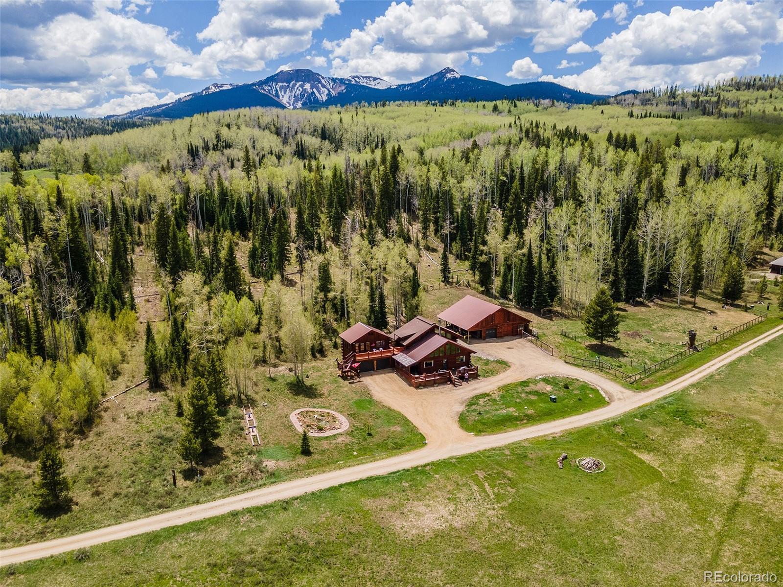 60455 Floyd Creek Road Property Photo 1