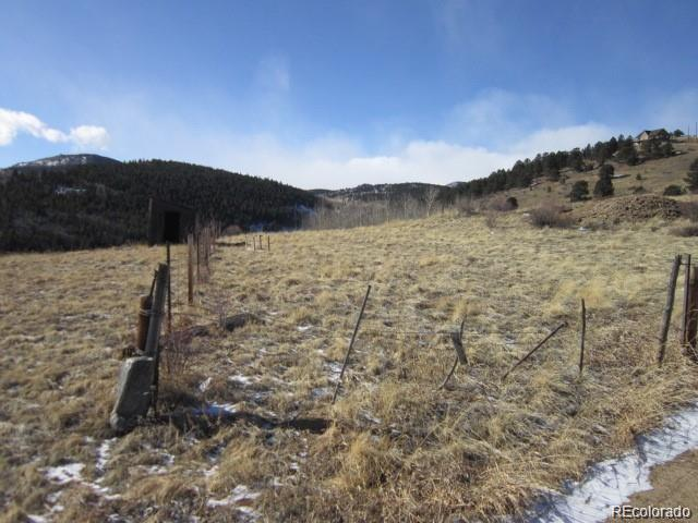 Mac Rock Road Property Photo - Central City, CO real estate listing