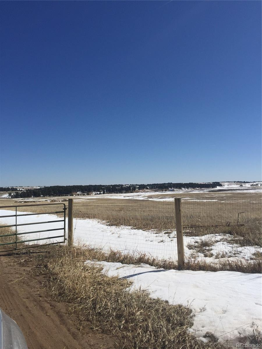 21450 County Road 37 Property Photo - Elbert, CO real estate listing