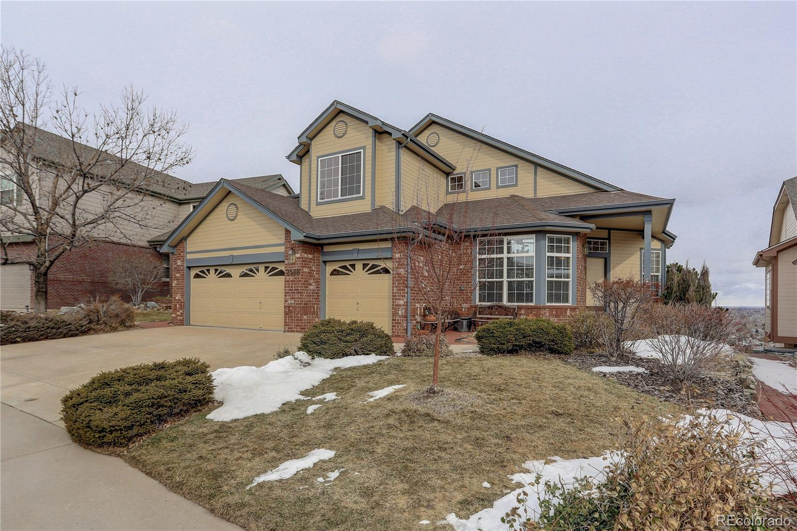 2588 S Newcombe Street Property Photo - Lakewood, CO real estate listing