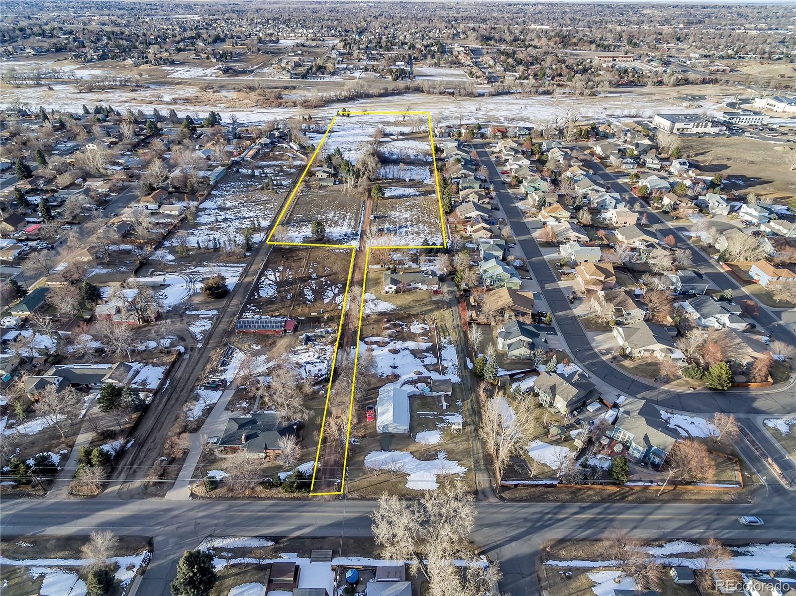W 52nd Avenue Property Photo - Arvada, CO real estate listing