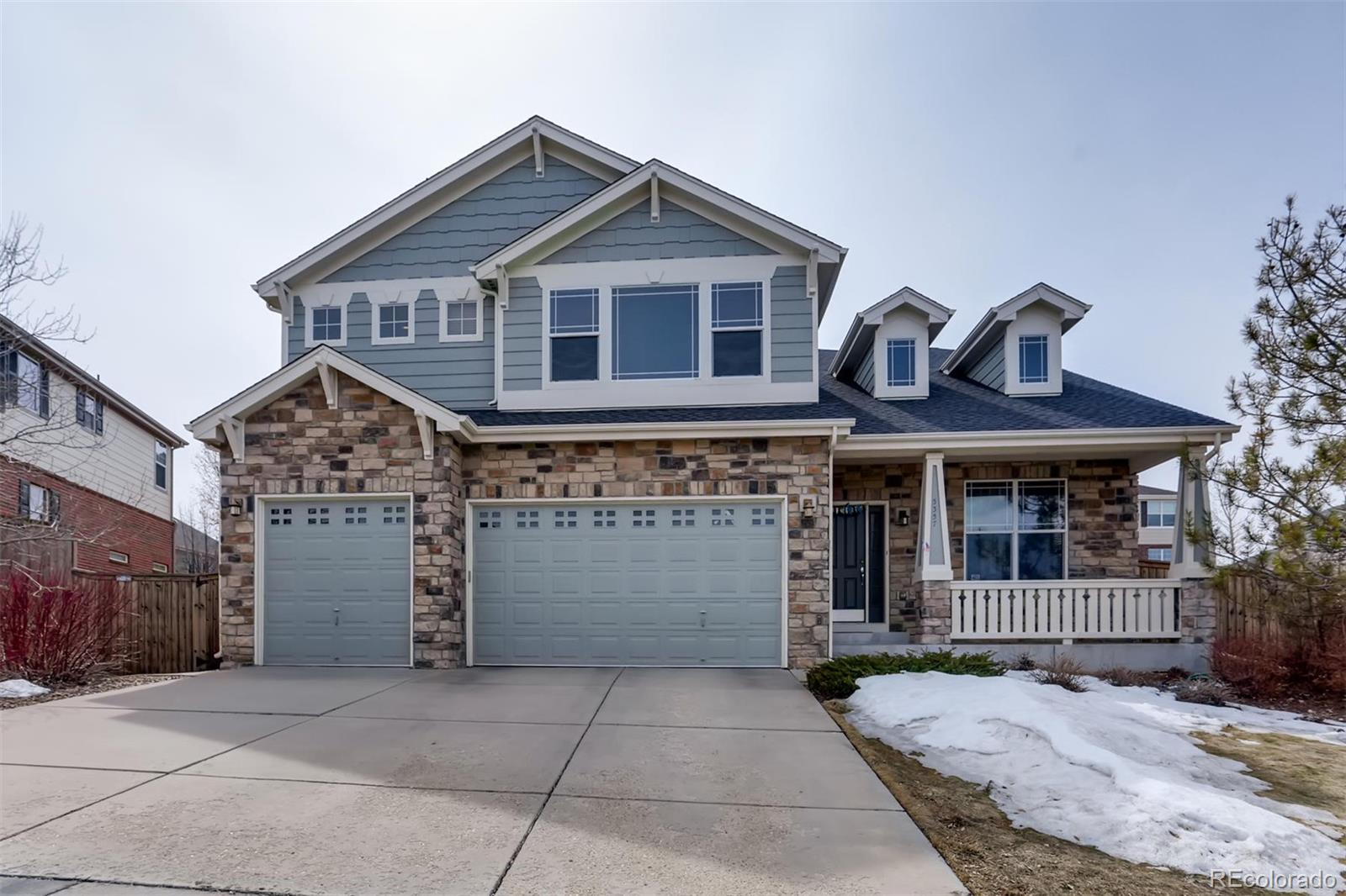 5357 S Harvest Way Property Photo - Aurora, CO real estate listing