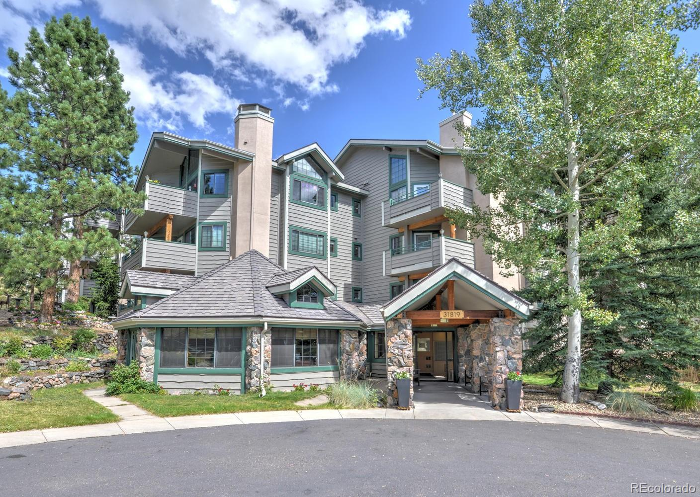 31819 Rocky Village Drive #317, Evergreen, CO 80439 - Evergreen, CO real estate listing