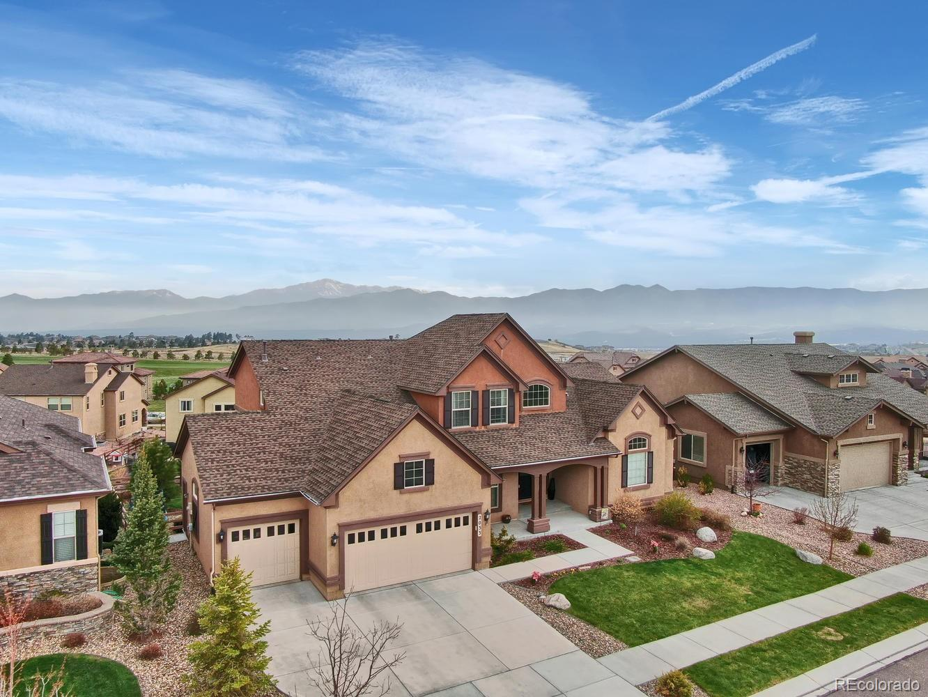2033 Turnbull Drive Property Photo - Colorado Springs, CO real estate listing