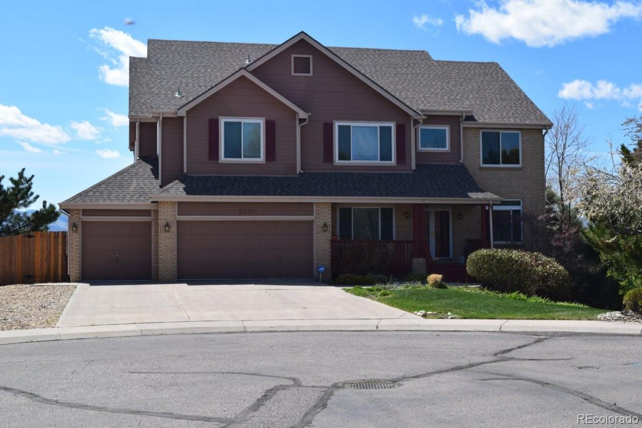 2494 W Peakview Court Property Photo - Littleton, CO real estate listing