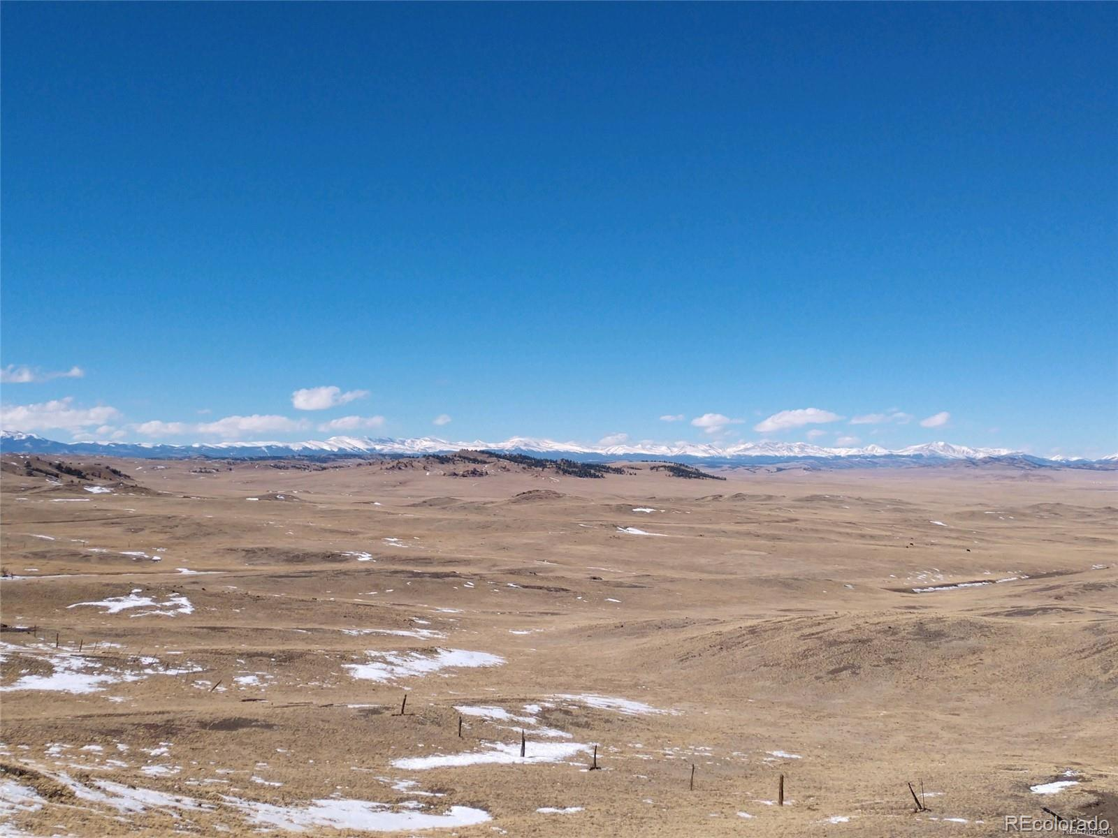 0 County Road 118 Property Photo - Hartsel, CO real estate listing