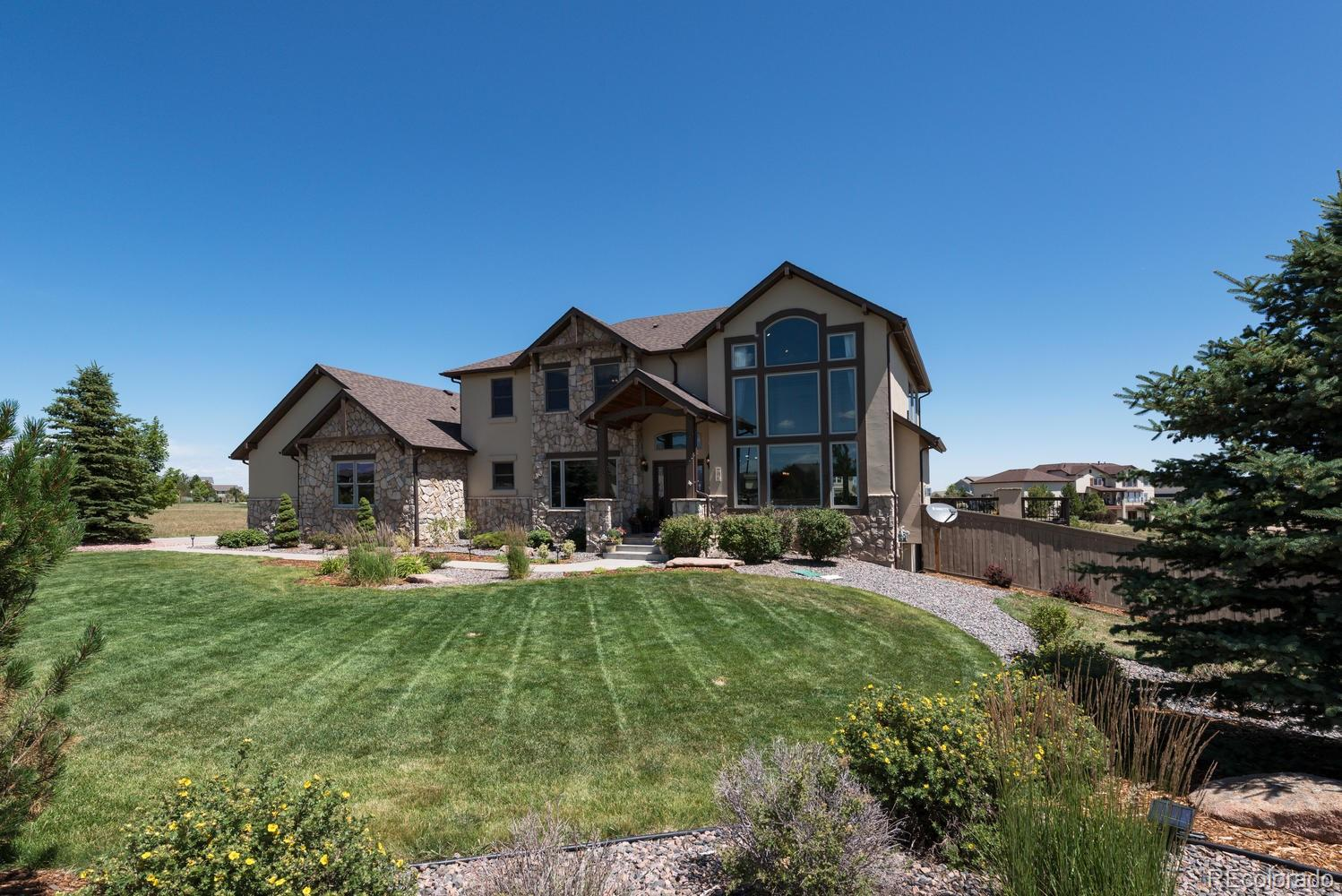 7275 Upton Court Property Photo - Castle Rock, CO real estate listing