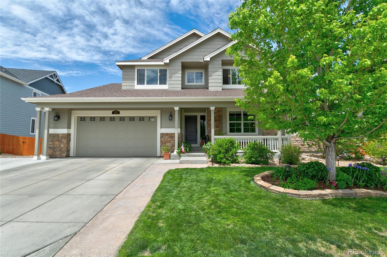 3018 Mashie Circle Property Photo - Castle Rock, CO real estate listing