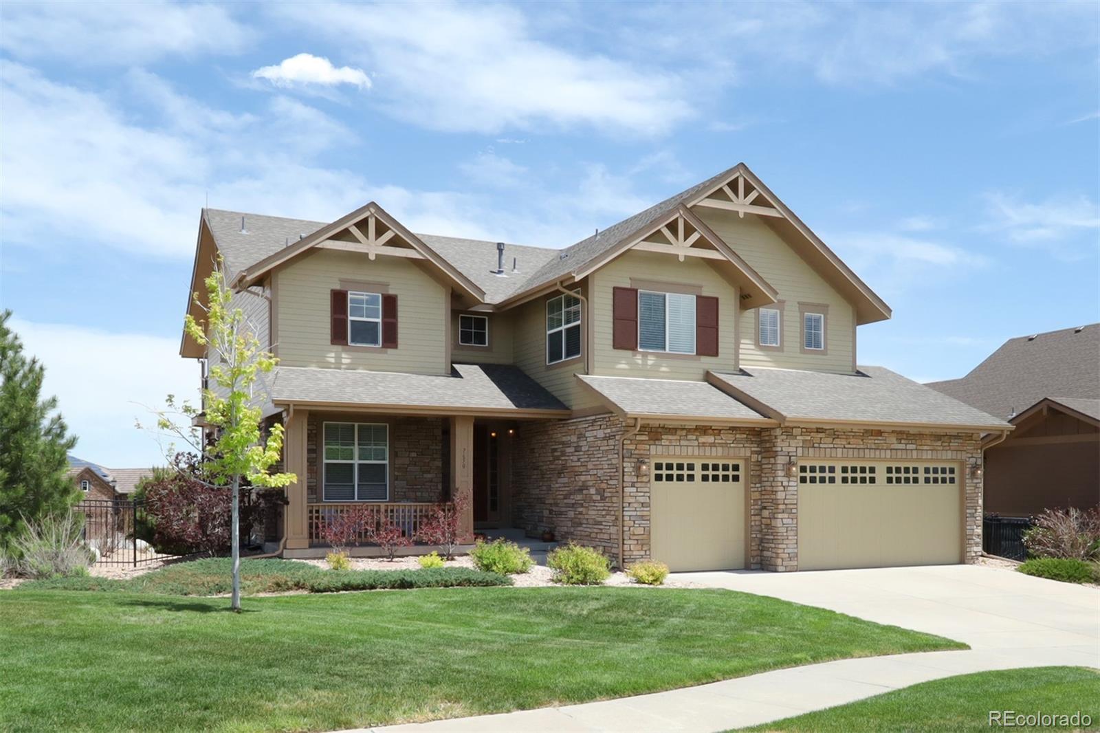 7650 S Blackstone Parkway Property Photo - Aurora, CO real estate listing