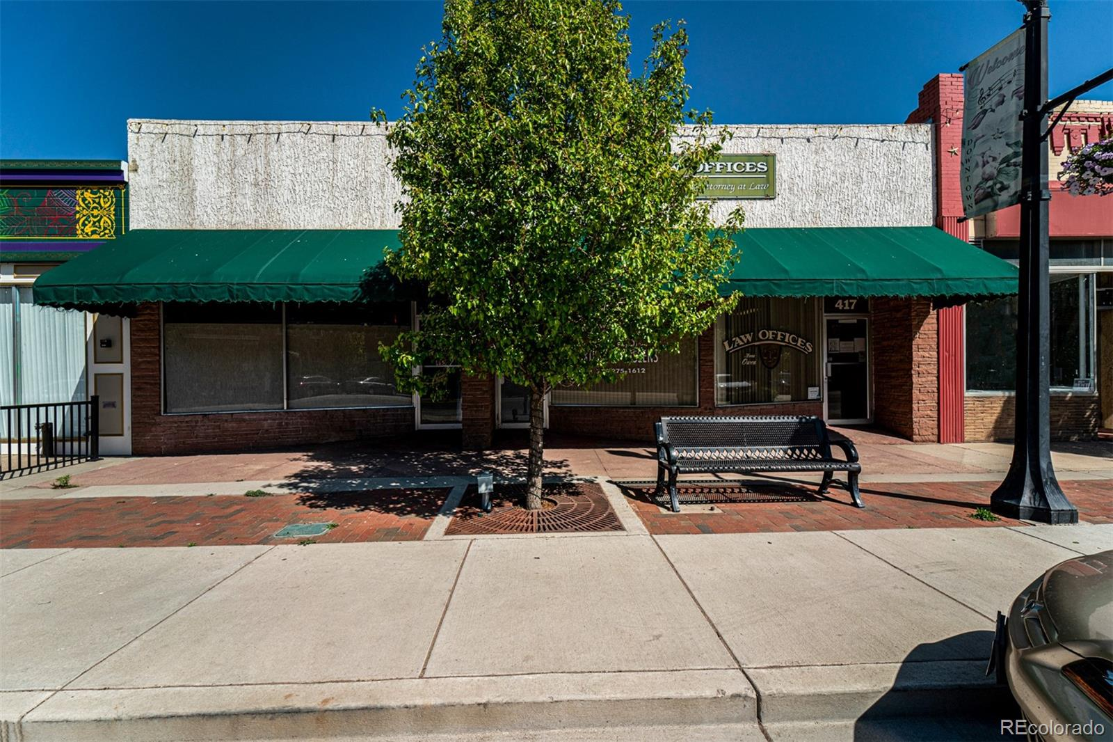 415 Main Street Property Photo - Canon City, CO real estate listing