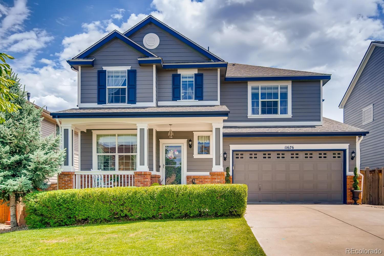 11676 S Flower Mound Way Property Photo - Parker, CO real estate listing