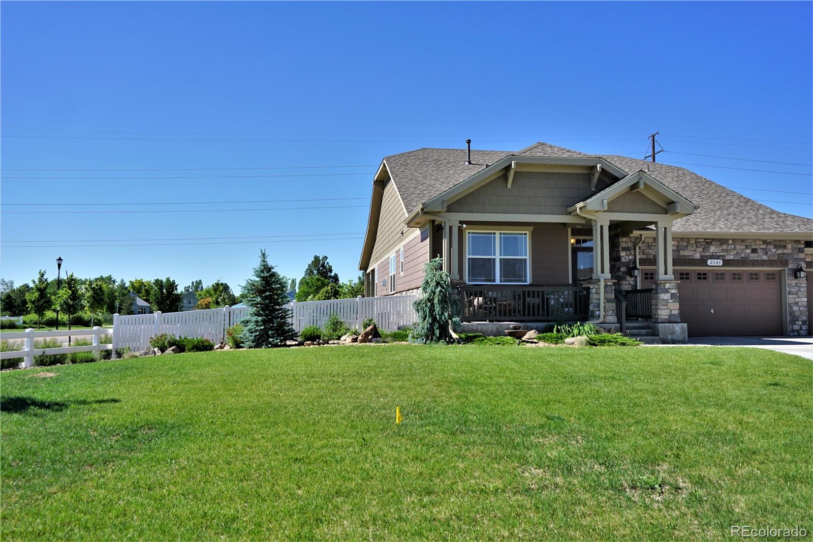 2141 Winding Drive Property Photo - Longmont, CO real estate listing