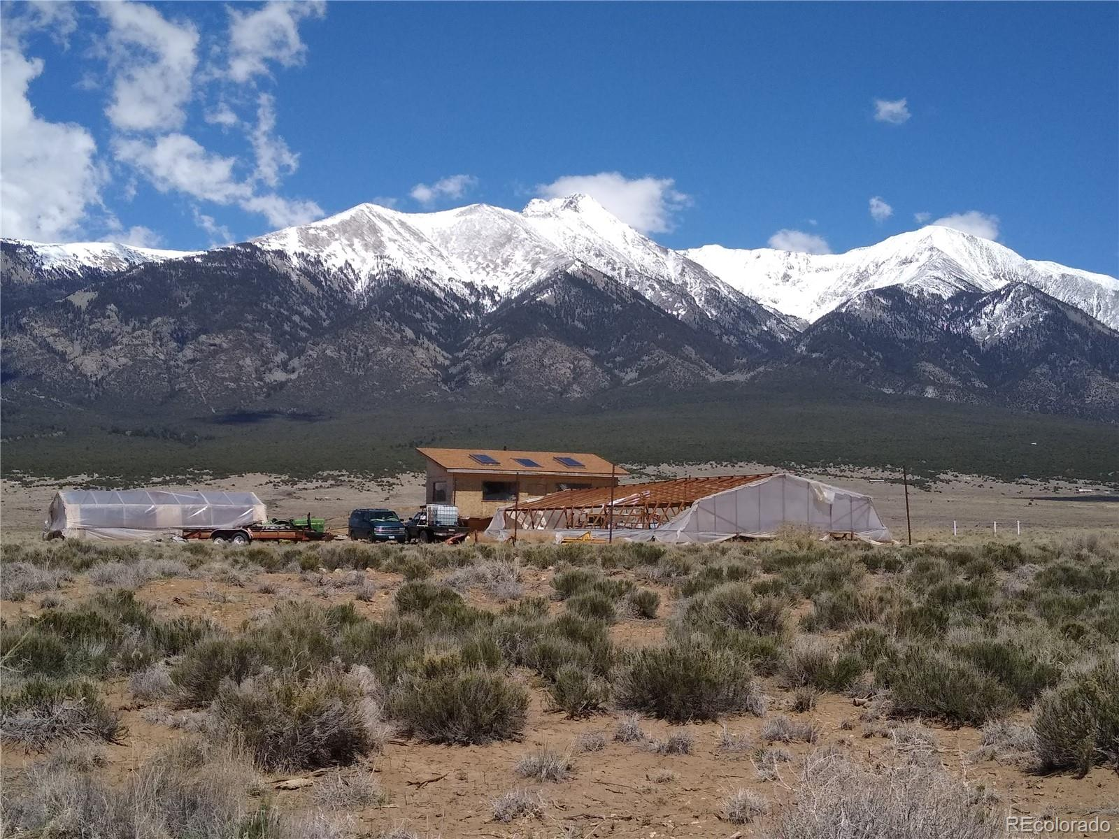 12820 Mm 13th Street Property Photo - Blanca, CO real estate listing