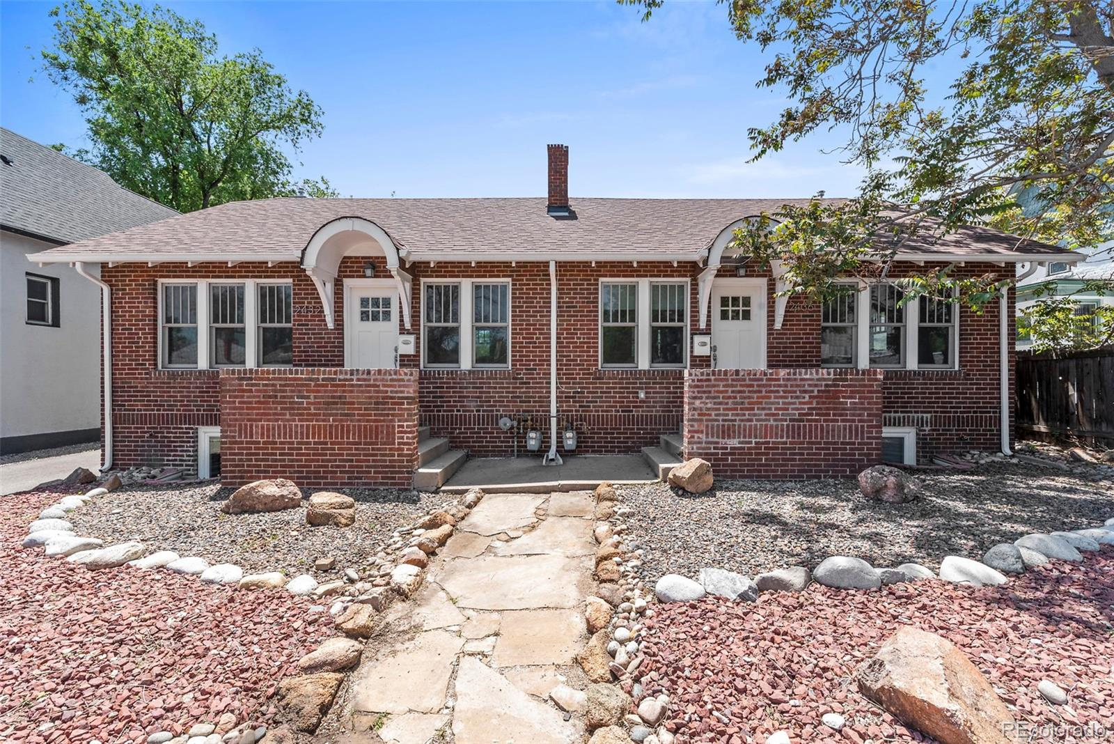 2432 W 38th Avenue Property Photo - Denver, CO real estate listing